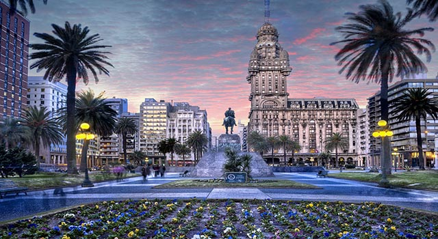 Montevideo – Colonia – Punta del Este